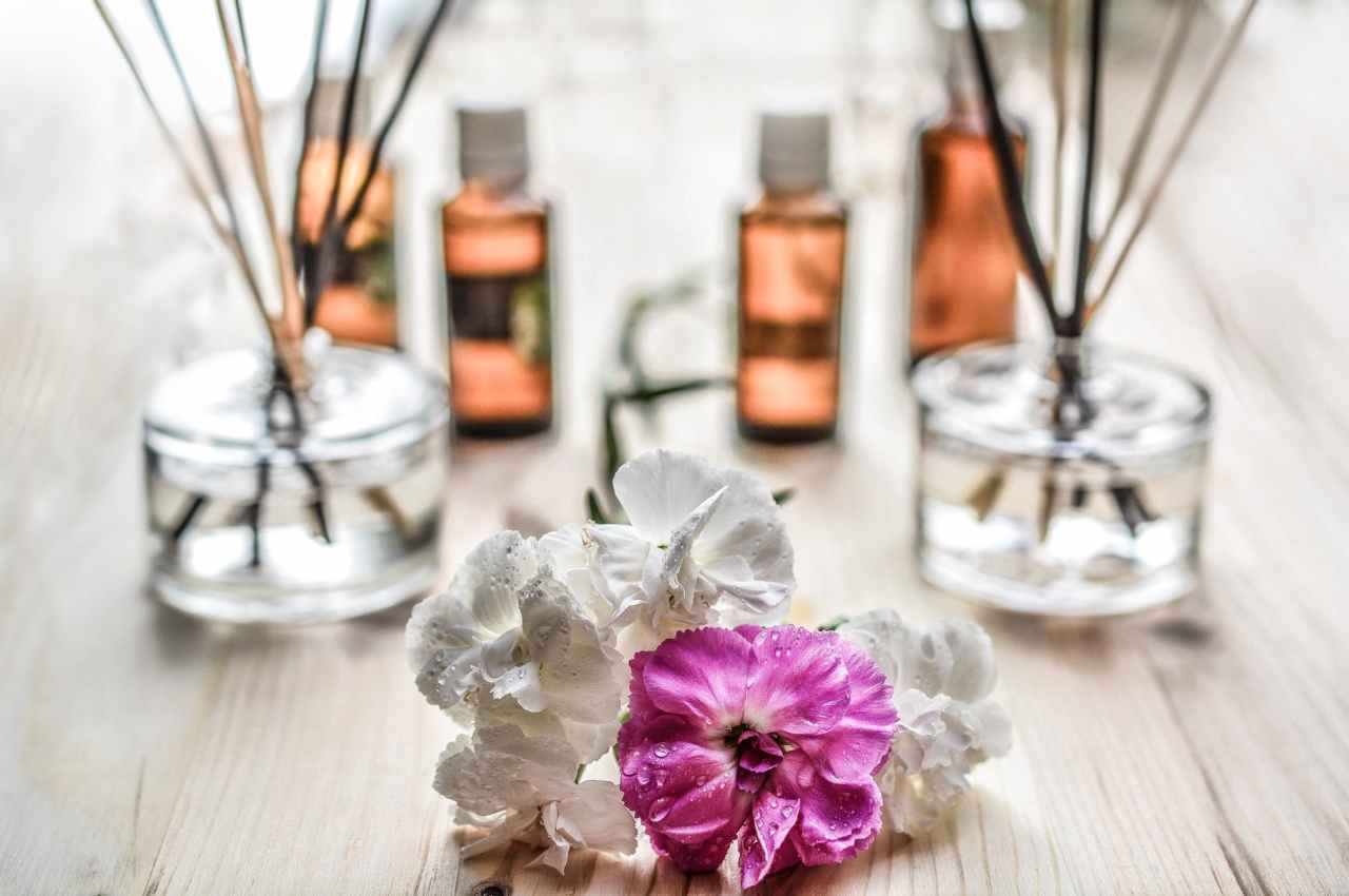 Natural Remedies – Peppermint, Eucalyptus and Lavender