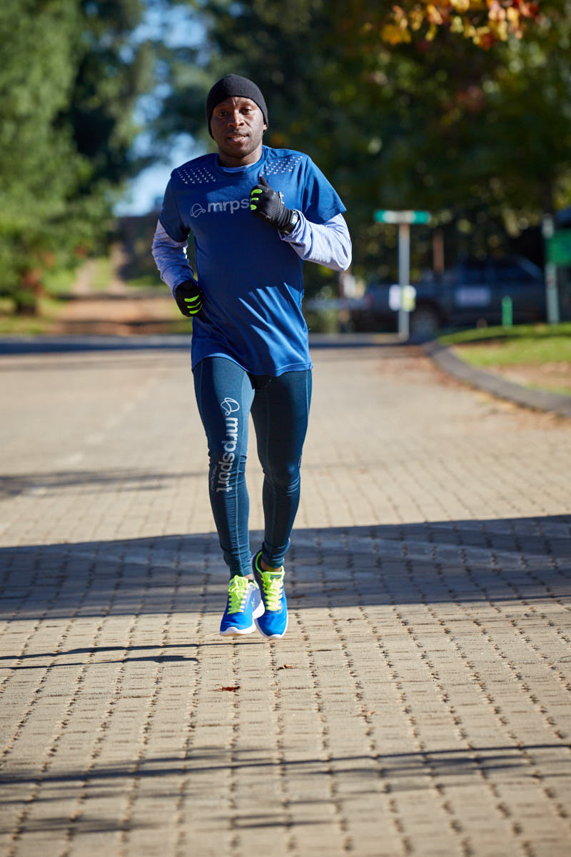Martin Ngwenya – Athlete and Coordinator